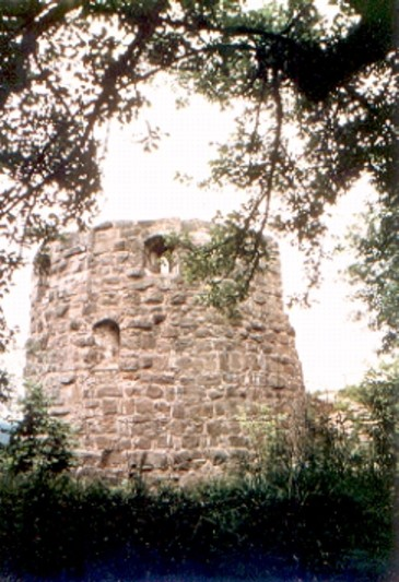 Schramberg Castle Tower